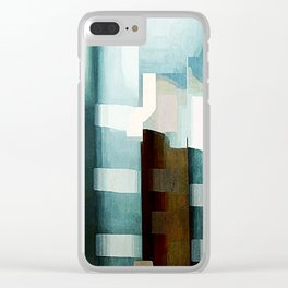 Flutes Clear iPhone Case