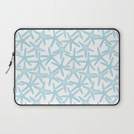 Light starfish pattern Laptop Sleeve