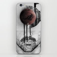 Occupy Your Mind iPhone & iPod Skin