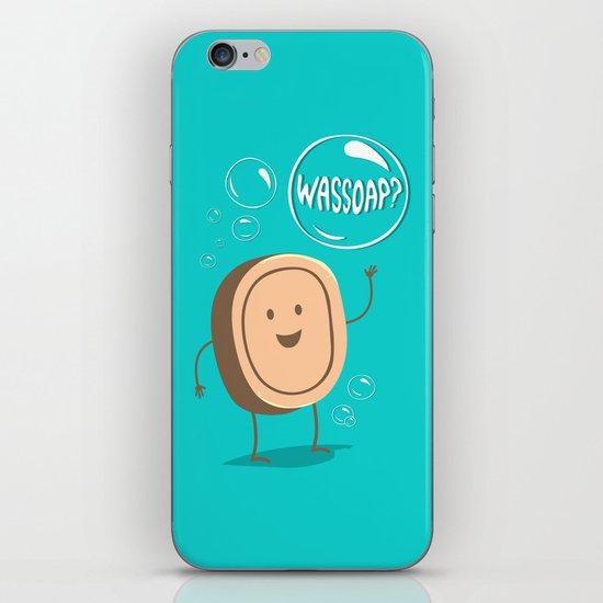 Wassoap?  iPhone & iPod Skin