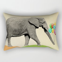 elephant  Rectangular Pillow