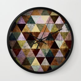 Abstract #391 Wall Clock