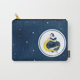 Estas En La Luna Carry-All Pouch