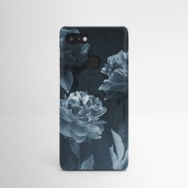 Blue Peonies Android Case