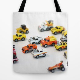 Micro Machine - Toy car Tote Bag