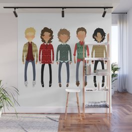Christmas Sweaters Wall Mural