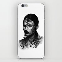 cancer iPhone & iPod Skins featuring Cancer  by BeckiBoos