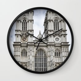 Westminster Abbey Wall Clock