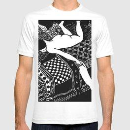 La Paresse by Vallotton T-shirt