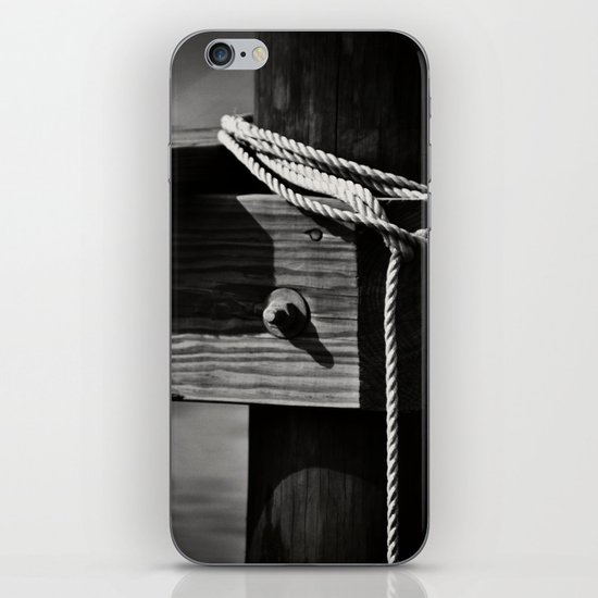 Mooring iPhone & iPod Skin