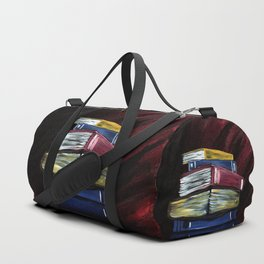 Books Of Knowledge Duffle Bag