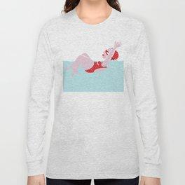 The swim series Long Sleeve T-shirt