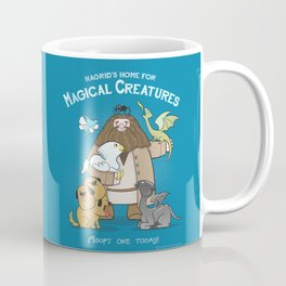 Hagrid's Home for Magical Creatures Coffee Mug