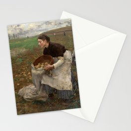Jules Bastien Lepage - October, 1878 Stationery Cards