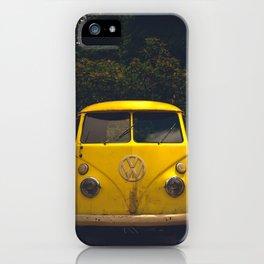 Adventuremobile iPhone Case