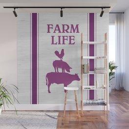 FARM LIFE Wall Mural