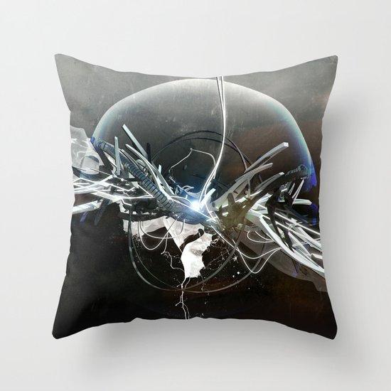 Sketch 86 Throw Pillow