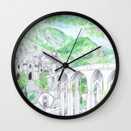 Nargothrond Wall Clock