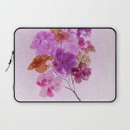 A Floral Sprig Laptop Sleeve