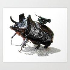 Insector Art Print