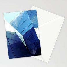 Diamond Glasses Stationery Cards