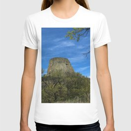 Devils Tower View T-shirt