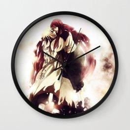 hokage and kusina Wall Clock