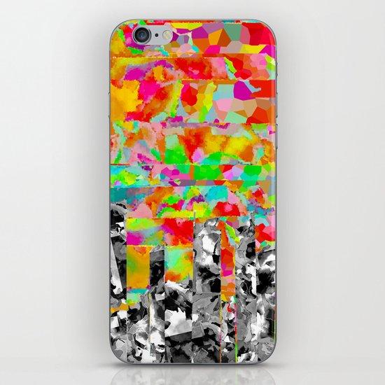 Metropolis Atmosphere iPhone & iPod Skin