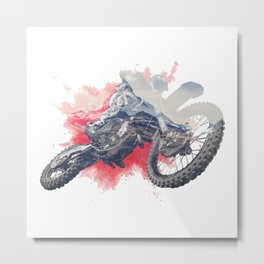 Last Ride 2 Metal Print