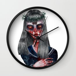 Gogo Yubari Wall Clock