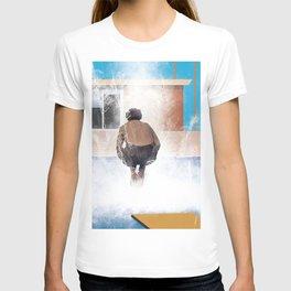 Cannonball...A much bigger splash T-shirt