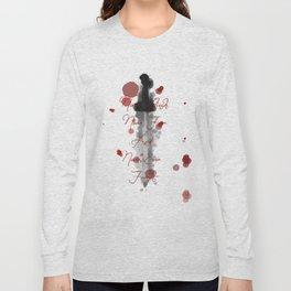 Nevernight (Never Fear) Long Sleeve T-shirt