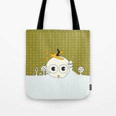 Just Born Tote Bag