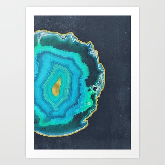 Infinite World Art Print