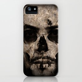 Innere Werte iPhone Case