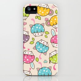 mushis iPhone Case