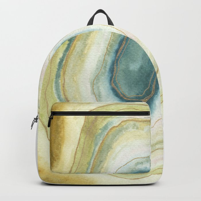 Agate inspiration 02 Backpack