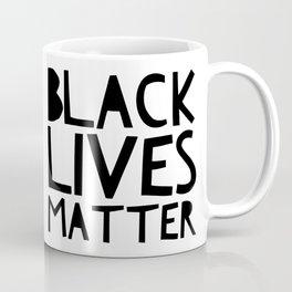 Black Lives Matter 2 Coffee Mug