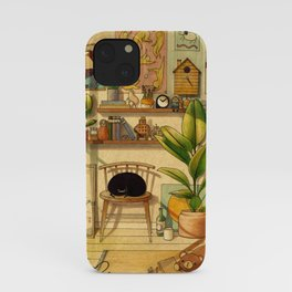 Afternoon Sun iPhone Case