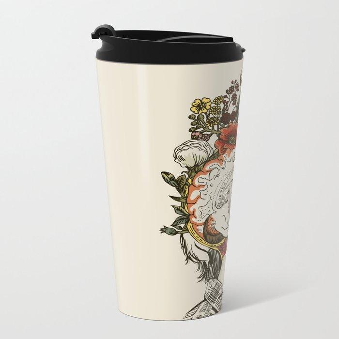 This Is My Design Metal Travel Mug