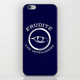 Divergent - Erudite The Intelligent iPhone Skin