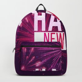 Happy New Year  Backpack