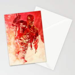 Terminator 2 - The Future Is Not Set Stationery Cards