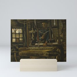 A Weaver's Cottage Mini Art Print