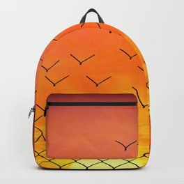 sunset escape Backpack