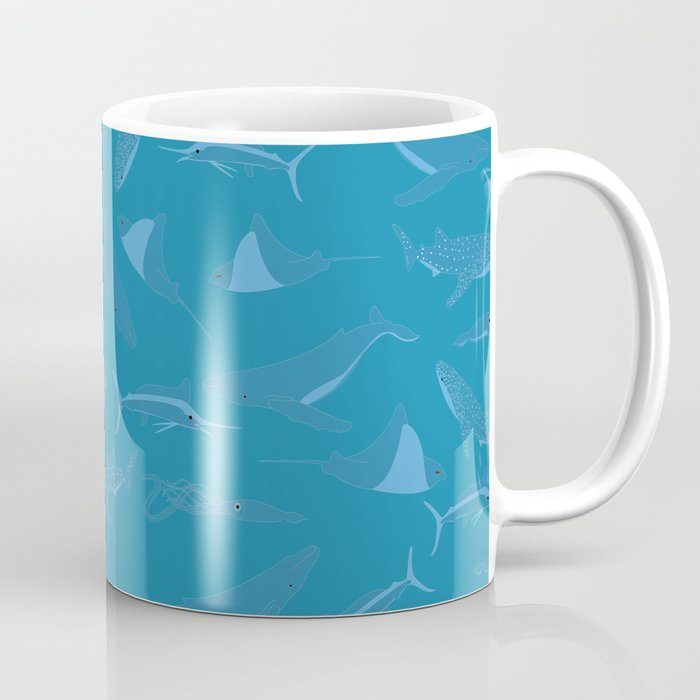 Giants of the Sea Coffee Mug