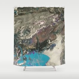 Cove of Dreams Shower Curtain