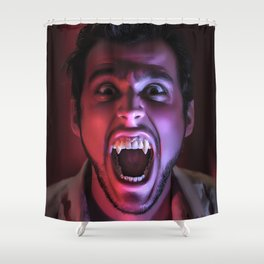 LORD OF THE NIGHT Shower Curtain