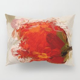 Tulip with hanging Head Pillow Sham