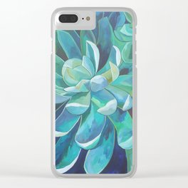 """Spring Hope"" Clear iPhone Case"